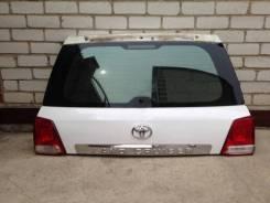 Дверь багажника задняя верхняя LAND Cruiser 200 2008