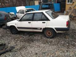 Toyota Tercel 4wd, 1986
