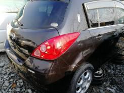 Задний фонарь. Nissan Latio, C11L Nissan Tiida, C11, C11S, JC11, NC11, C11X HR16DE, HR15DE, MR18DE