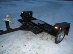 Легковой прицеп Аляска Подкат, для транспортировки автомобилей