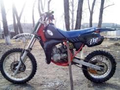 Kawasaki KX 80, 1990