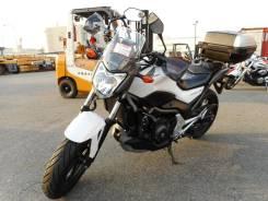 Honda NC 700S. 670куб. см., исправен, птс, с пробегом