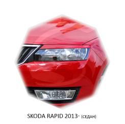 Накладка на фару. Skoda Rapid, NH3 Двигатели: CAXA, CFNA, CFW, CGPC, CWVA, CZCA