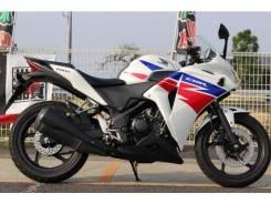 Honda CB 250R, 2015