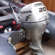 Продам лодочный мотор Honda 20BF