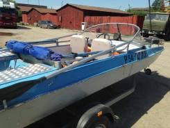 Лодка ОБЬ - 3