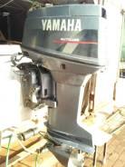 Продается двухтактный подвесной лодочный мотор Yamaha 40 л. с