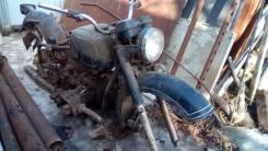 Продам мотоцикл Днепр на запчасти