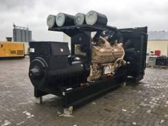 Дизельный генератор Cummins 2250 kVA, из Европы