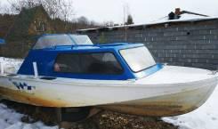 Продам лодку Амур 2 на двигателе Mercury 150