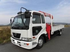 Nissan Diesel Condor. Nissan Condor манипулятор, 6 920куб. см., 5 000кг., 4x2. Под заказ