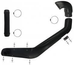 Шноркель для а/м Toyota LC 200 series