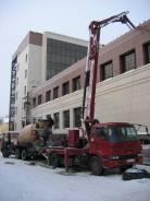 Автобетононасос в аренду в новосибирске