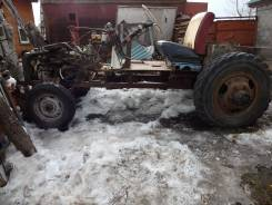 Мини трактор, 2014