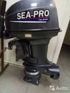 Sea-Pro. 40,00л.с., 2-тактный, бензиновый, нога S (381 мм), 2018 год