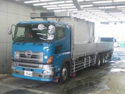 Hino Profia. Бортовой грузовик HINO Profia, 13 000куб. см., 15 000кг., 6x4. Под заказ