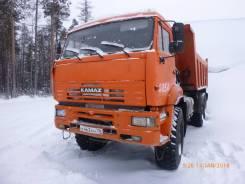 КамАЗ 65222-43, 2014
