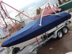 Тент на катер, лодку, яхту. Леера, каркасы.