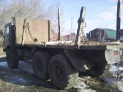 КамАЗ 4310, 1982