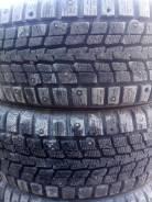 Dunlop SP Winter ICE 01. Зимние, шипованные, 2014 год, 10%