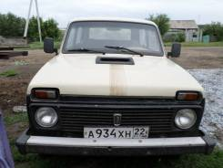 Лада 4х4 2121 Нива, 1991