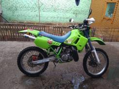 Kawasaki KDX 200, 1995