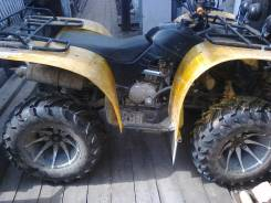 Yamaha Grizzly 350, 2015