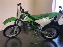 Kawasaki KX 80, 1998