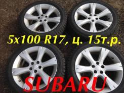 Оригинальное литьё Subaru 5x100 R17 БП по РФ (100% с Японии)
