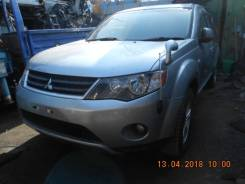 Суппорт тормозной. Mitsubishi Outlander, CW5W 4B12
