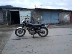 Yamaha SR400, 2002