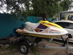 Продам гидроцикл и телегу yamaha-760