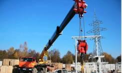 Услуги и аренда Автокрана 25 тонн в Омске