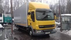 DAF LF45. Daf lf 45.160 2013 фургон 5 тонн, 6 700куб. см., 5 000кг., 4x2