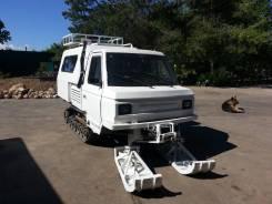ASV Track-Truck, 1993