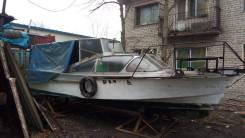 "Продам катер ""Стриж"" во Владивостоке"