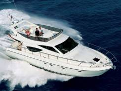 Продам яхту feretti 460