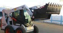 Новый двухчелюстной ковш на минипогрузчик Bobcat в наличии в Ярославле
