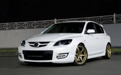 Порог кузовной Mazda 3 / Axela