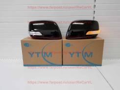 Крышки зеркал ( Корпуса ) Land Cruiser 200 YTM