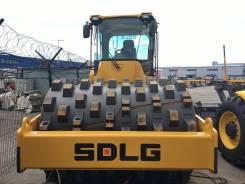 SDLG RS8140. Грунтовый каток