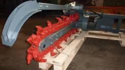 Новый траншеекопатель для легких грунтов на мини погрузчик в Ярославле