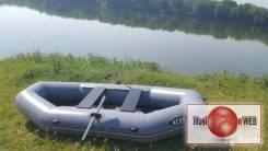 Продам надувную лодку Агул А 300 бу с торгом