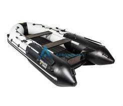 Лодка Ривьера 3600 НДНД (Надувное дно)