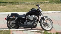 Harley-Davidson Sportster 883 Low XL883L, 2006