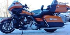 Harley-Davidson Electra Glide Ultra Limited FLHTK, 2014