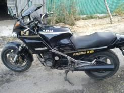 Yamaha FJ 1200, 1991