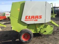 Пресс подборщик Claas Rollant 46