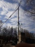 Быстромонтируемый самораскладной башенный кран Vikario OMV 320