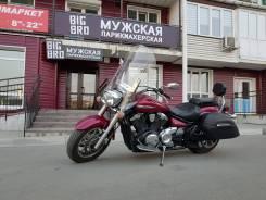 Yamaha XVS 1300, 2011